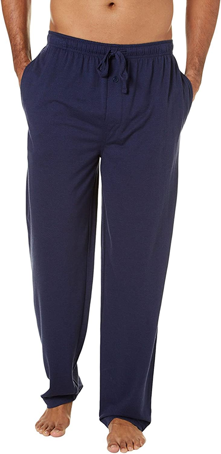 SGNOIEY Men's Pajamas Pants 100% Knit P Online Oklahoma City Mall limited product Cotton Sleep Lounge Long