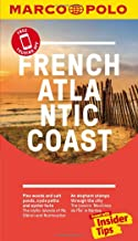 French Atlantic Coast Marco Polo Pocket Travel Guide - with pull out map (Marco Polo Pocket Guides)