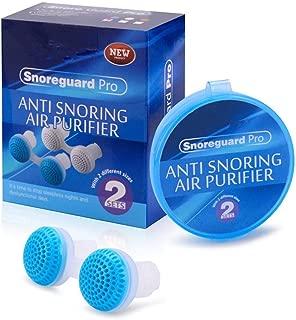 Anti Snoring&Air Purifier Nasal Vent Mute Sleep Aid Clip Device (White)