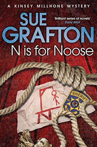 N is for Noose (Kinsey Millhone Alphabet series)
