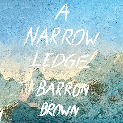 A Narrow Ledge audiobook cover art