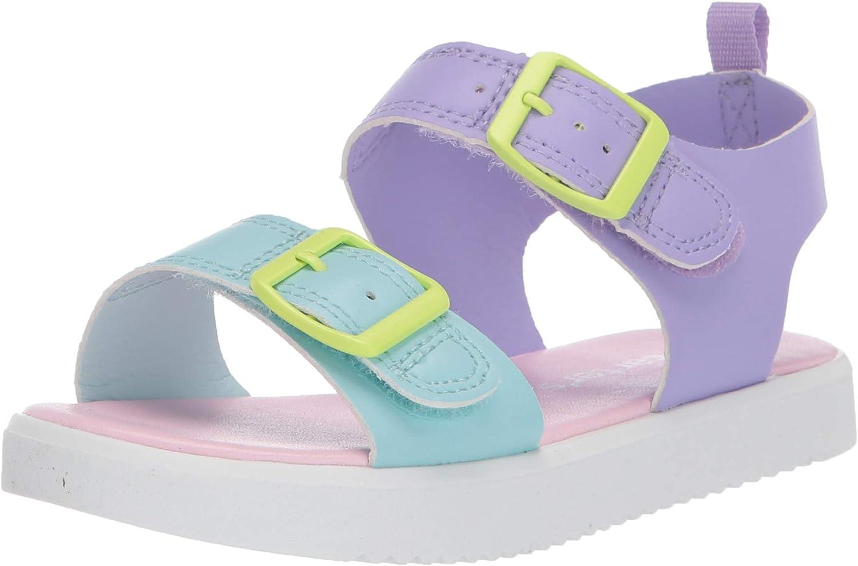 Max 52% Max 46% OFF OFF Carter's Kids' Nahara Hook Loop Sandal and