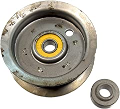 2181 Flat Idler Pulley For Ariens Snowblower Pulley, Replaces Ariens 01213200, 12132, 1213200, 52007000 & John Deere M124285 (5/16