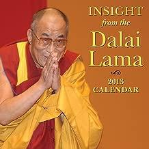 Insight from the Dalai Lama Calendar 2013