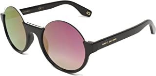 Marc Jacobs Round Sunglasses for Unisex - Pink Lens