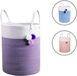 Best purple woven basket Reviews
