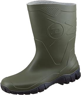 Dunlop Rain Boots Dee K580011, Farbe:grün, Größe:38