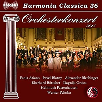 Orchesterkonzert 2014 KünstlerorchesterWien unter Alexander Blechinger