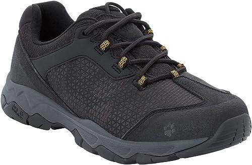 Jack Wolfskin Rock Hunter Faible M, Chaussures de Randonnée Basses Homme