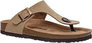 CUSHIONAIRE Women's, Leah Footbed Sandal