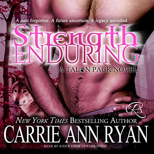 Strength Enduring audiobook cover art