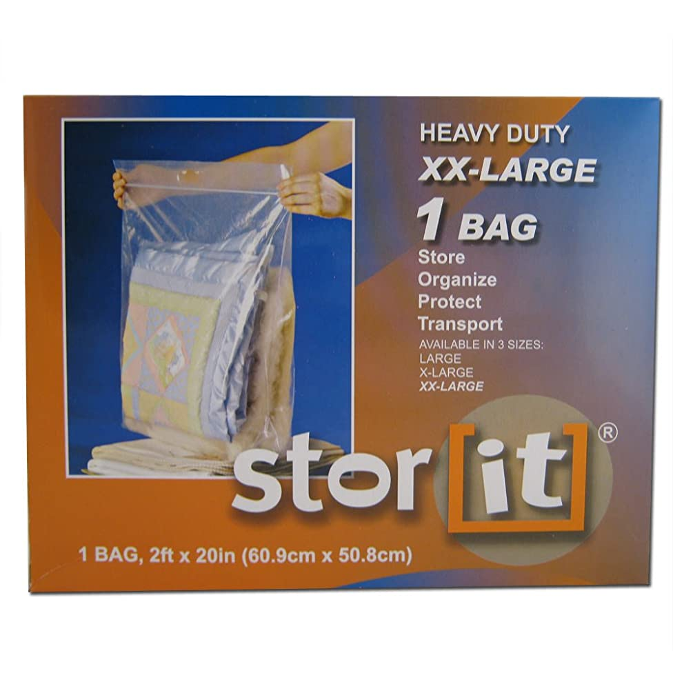 5 Zip Lock Bags XXL Extra large Plastic 24x20 Heavy Duty Clothes Protect Storage