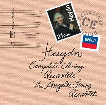 ハイドン:弦楽四重奏曲全集