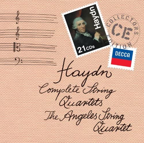 The Angeles String Quartet & Joseph Haydn