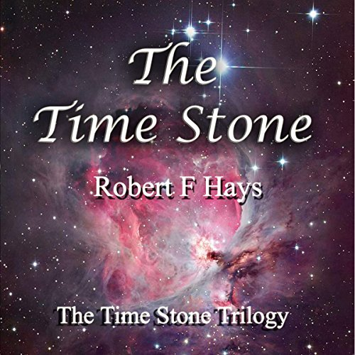 The Time Stone audiobook cover art