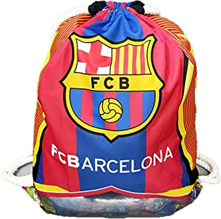 Neymar Jr Jersey Style Picture Drawstring Backpack ✓ Premium Unique School Bag ✓ Perfect Gift for Neymar Soccer Fans