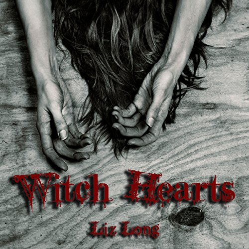 Witch Hearts audiobook cover art