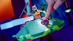 Amazon.com: Rise of the Teenage Mutant Ninja Turtles Turtle ...