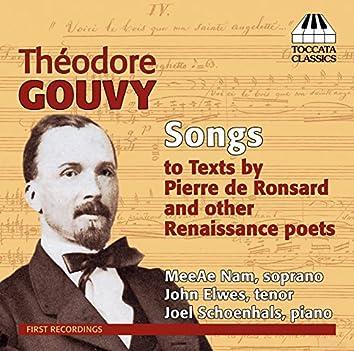 Gouvy: Songs
