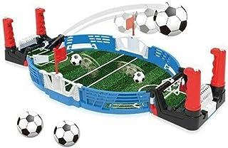 mysticall Mini Juego de Arcade de Mesa de f/útbol Mesa de Juego de futbol/ín Juguete Interactivo Juego de f/útbol de Escritorio en Miniatura para ni/ños Fiesta Familiar