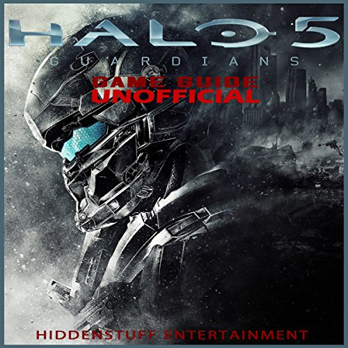 Halo 5 Guardians Game Guide Unofficial audiobook cover art