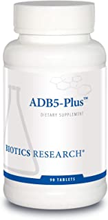 ADB5-Plus™ Adrenal Support Supplement - by Biotics Research 90 Tablets