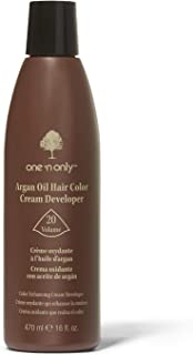 One 'n Only Argan Oil 20 Volume Cream Developer