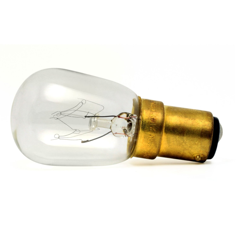 Pack Of 5 Crompton 5x 15W 240V BC//B22 Bayonet Cap Pygmy Bulb Appliance Lamp