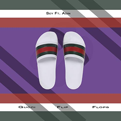 c34dd2f76f92 Gucci Flip Flops  Explicit  by Sey on Amazon Music - Amazon.com