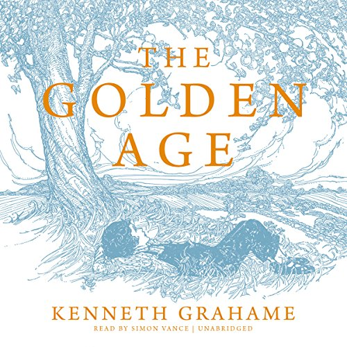 The Golden Age  By  cover art