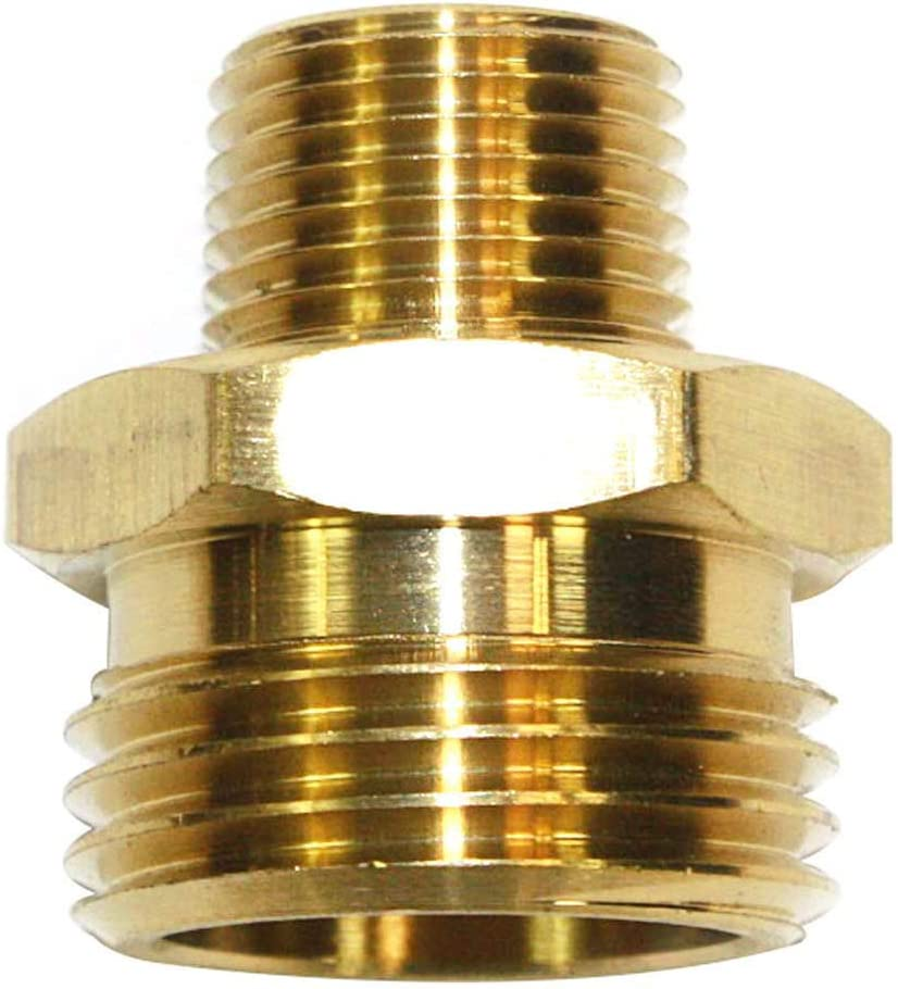 Recommended Interstate Pneumatics FGM016 3 4 Inch N x 5% OFF Male GHT 8