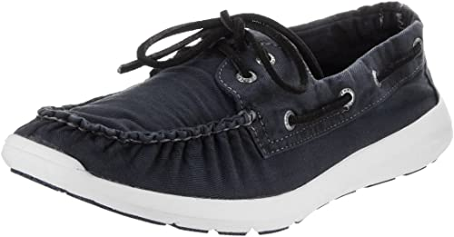 Sperry Top-Sider Hommes's Sojourn toile Boat chaussures
