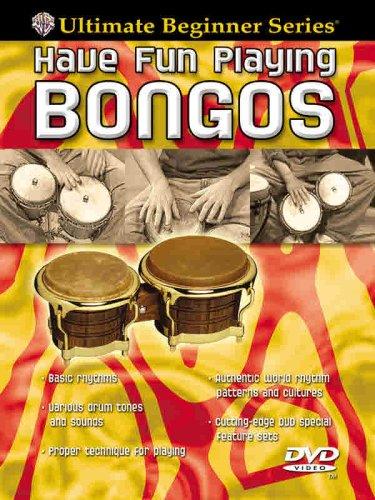 Ultimate Beginner Have Fun Playing Bongos: DVD