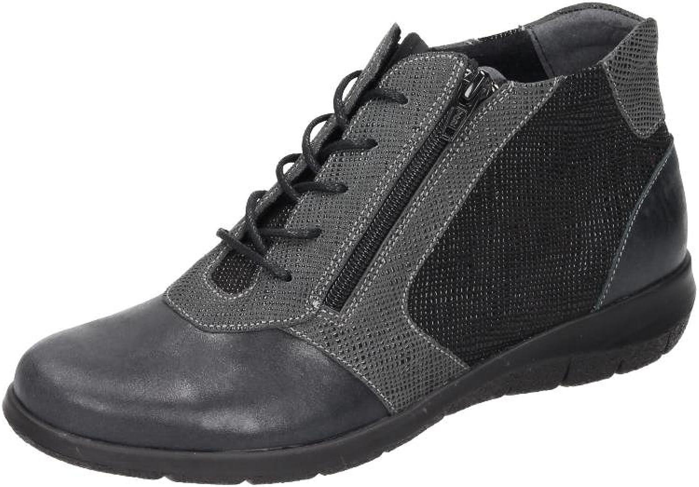 Comfortabel kvinnor -stövlar grå 91095 -9 -9 -9  fabriks direkt och snabb leverans