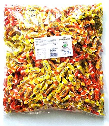 """Spicchi"" Citrus Wedge Candy (6.6 lb. Bulk Bag)"