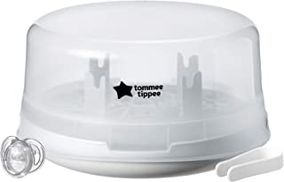 Tommee Tippee Closer To Nature Microwave Steam Sterilizer - White, 423610