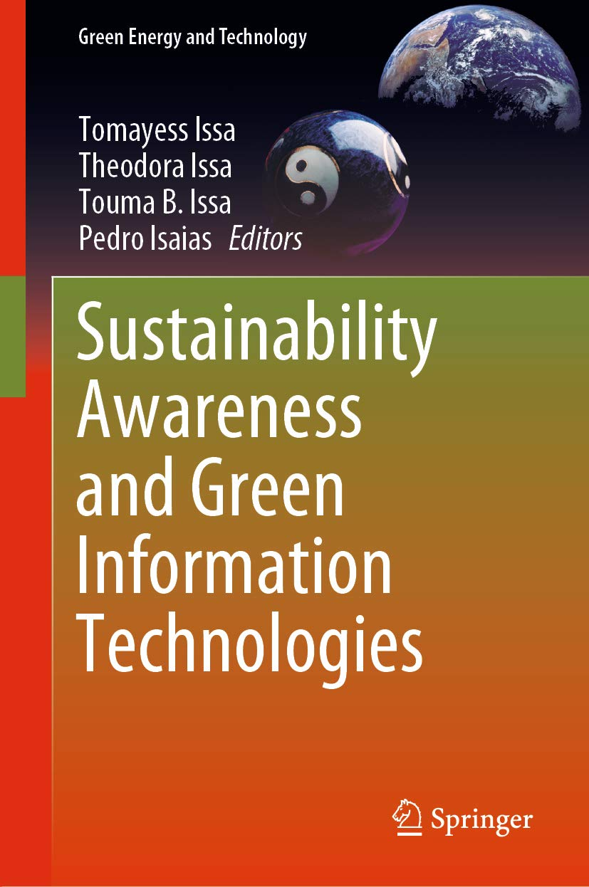 Sustainability Awareness and Green Information Technologies (Green Energy and Technology)