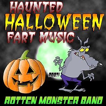 Haunted Halloween Fart Music