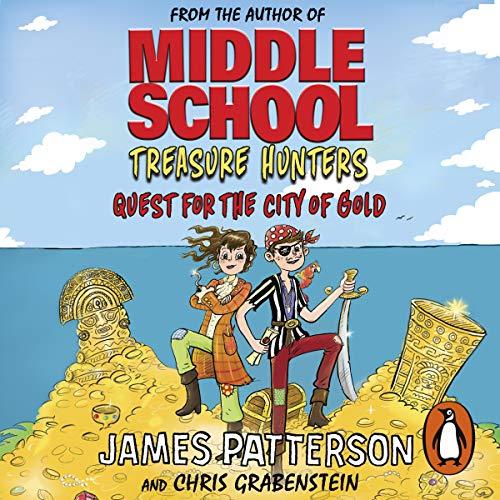 Middle School: Escape to Australia cover art