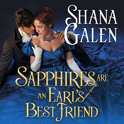 Sapphires Are an Earl's Best Friend audiobook cover art