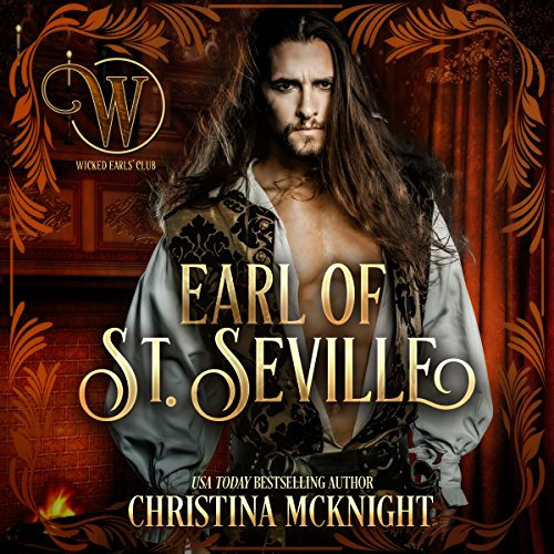 Earl of St. Seville audiobook cover art
