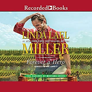 Forever a Hero audiobook cover art