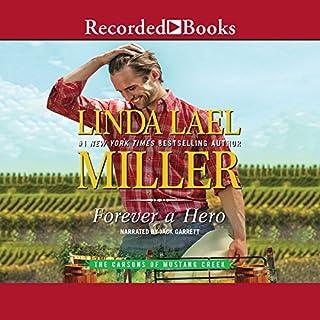 Forever a Hero audiobook cover art