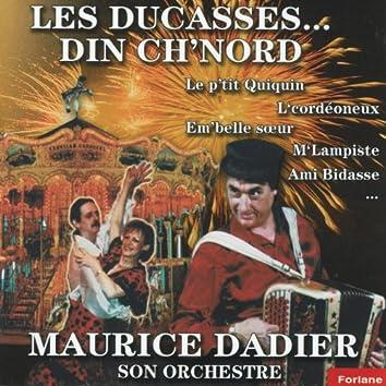 Les Ducasses din ch'nord (Accordéon et chansons du Nord)