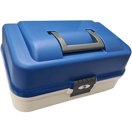 Case Cover Tragbare Angeln Box Multi-Layer-k/öder-beh/älter-Kasten-Durable-Fischerei-ger/ät-Speicher-Fall 5 Schicht Kunststoff-geh/äuse Organizer