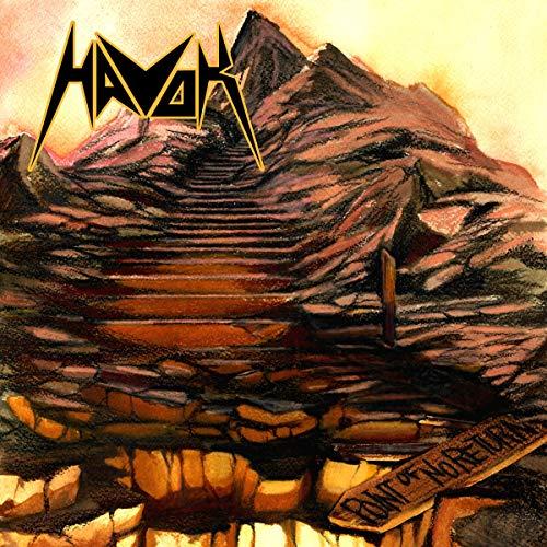 Havok: Point of No Return (Ltd.Coloured Vinyl) [Vinyl LP] (Vinyl)