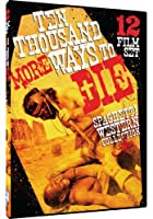10,000 More Ways to Die - Spaghetti Western Film [DVD] [Import]