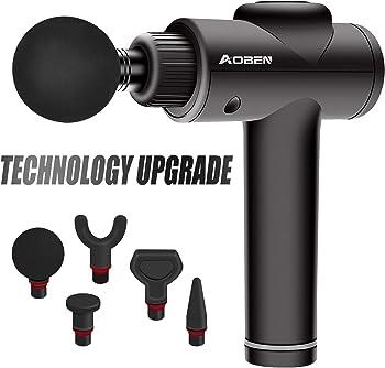 Aoben Cordless Handheld Electric Massager Gun