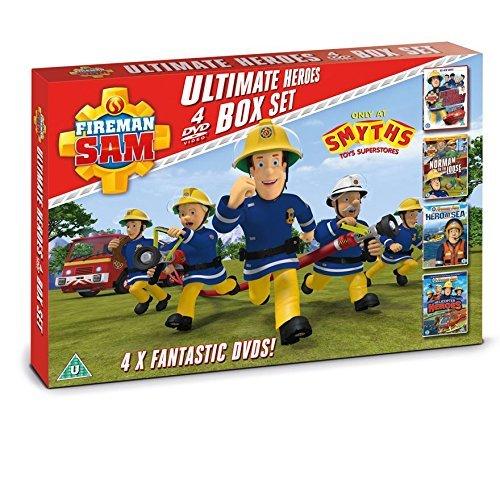 SAM le Pompier ultime Heroes DVD Box Set