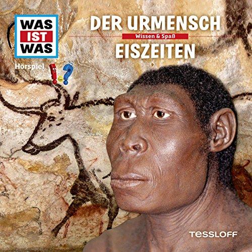 Der Urmensch / Eiszeiten (Was ist Was 25) Titelbild